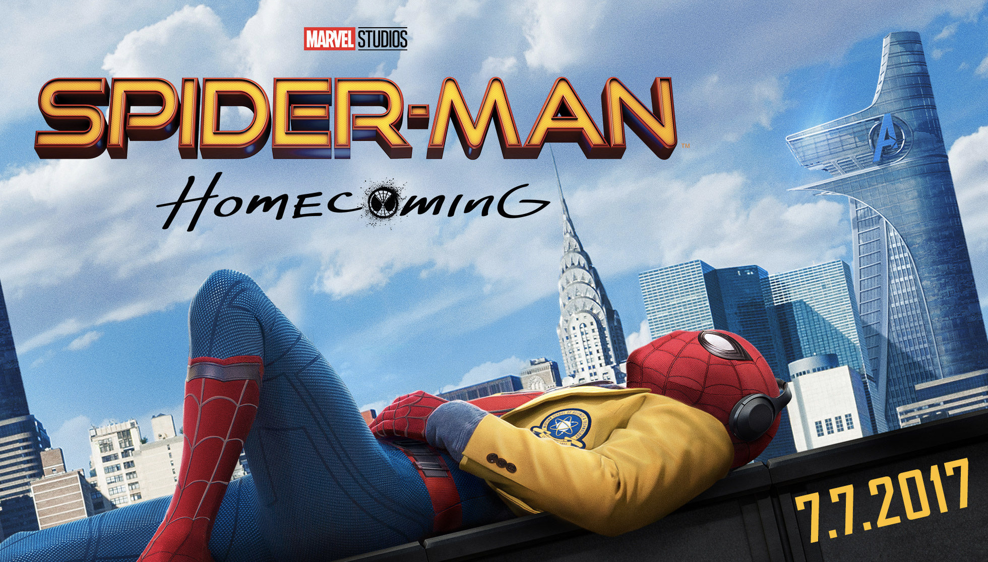 Spider-Man- Homecoming